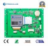 5.6 TFT LCD du coût bas 640*480 de pouce avec le contact résistif Screen+RS232