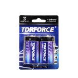 Supertrockene Hochleistungsbatterie für Rauch Detetor (6F22-9V)