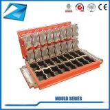 Vollautomatischer hydraulischer hohler Block Qt10-15, der Maschine herstellt