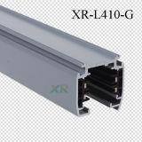 4개의 철사 LED 궤도 빛 (XR-L410)를 위한 알루미늄 단면도