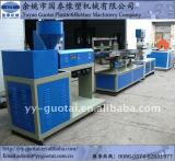 Único perfil do indicador e da porta do PVC do parafuso que faz a máquina