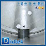 Didtek Dn800 Dreiergruppen-Offsetoblate-Drosselventil
