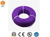 UL3266 Fr-XLPE 22AWG 300 V CSA FT2 Libres de halógenos Crosslinked Electric Cable de conexión interna