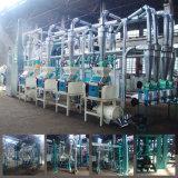 20t/D経済的なデザインの自動トウモロコシの製造所機械