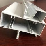Het vierkante, Ronde, Verschillende Profiel van de Uitdrijving van de Legering van het Aluminium voor Deur en Buis 12 van het Venster