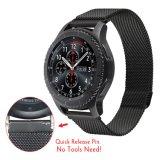 De Band van het Horloge van het Roestvrij staal van de luxe voor de Steelband van het Toestel van Samsung S3