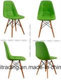Populares muebles silla Eames Silla de Botón verde