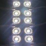 Luzes impermeáveis do módulo do diodo emissor de luz do Hight-Brilho de 3LEDs 0.72W para o projeto ao ar livre da iluminação do sinal do diodo emissor de luz/Lightbox/letras do metal
