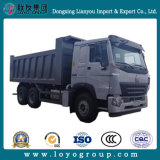 Sinotruk HOWO A7 6*4 371HPのダンプトラックおよびダンプカートラックZz3257m3847n1