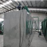 Chongqing negro el aceite del motor el aceite limpio purificador de reclamación de la máquina