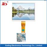 """7 """" 저항하는 접촉 위원회를 가진 800*480 WVGA TFT LCD 디스플레이"""
