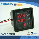 Amperometro di CC di Digitahi del tester di comitato di Gv25 Digitahi