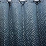 Rideau de la conception de tissu en 300cm pour le marché américain