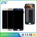 SamsungギャラクシーS6/S7/S8 LCDスクリーンのためのSamsung LCDの携帯電話の部品