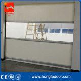 Porta de alta velocidade do obturador do rolo do PVC (HF-K472)