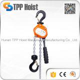 고품질 9t Hsh 휴대용 손 판매를 위한 드는 레버 호이스트