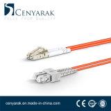 3 метр многомодового оптоволоконного кабеля для двусторонней печати (50/125) LC для Sc