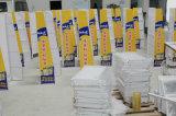 Kundenspezifische Supermarkt-Milch-Puder-Fußboden-stehende Metallbildschirmanzeige-Zahnstange
