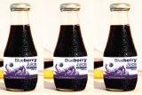 El vidrio a todo color de encargo embotelló escrituras de la etiqueta de la botella de la escritura de la etiqueta de la bebida
