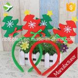 Muchachas de las mujeres de la venda del partido del tocado de los regalos de los niños de las decoraciones de la Navidad