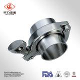 316L Roestvrij staal tri-Vastgeklemde Montage 304 Van uitstekende kwaliteit van de lage Prijs