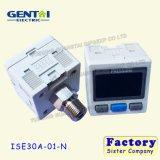 De Sensoren van de Druk van de Schakelaar van de Druk van de Lucht van de goede Kwaliteit ise30a-01-n SMC