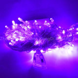 Светодиод волшебная строка Рождество света с белыми светодиодами на медного провода