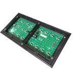 La publicité extérieure signer P10 seul module d'affichage à LED de couleur verte