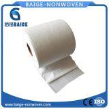 Viscose Spunlace Nonwoven Fabric Spunalce Tecidos não tecidos para tecido molhado