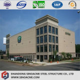 고품질 턴키 강철 구조물 상업적인 건축 건물