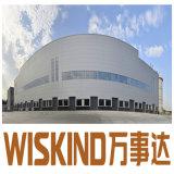 Китай сегменте панельного домостроения склад здание с Сэндвич панели стальные рамы