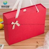Rectángulo de empaquetado de papel del cajón del regalo medio de lujo del caramelo