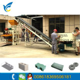 Berühmte Marke in der China-Betonstein-Herstellungs-Maschine, Betonstein-Maschinen-Ziegelstein-Maschine