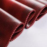 Tessuto di cuoio falso del velluto di alta qualità per il sofà (YN001)