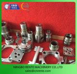 Металл OEM обрабатывая части автомобиля/мотора алюминиевые подвергать механической обработке CNC