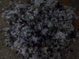 Trituradora acolchada de la basura de la tela para la fabricación de la almohadilla