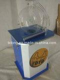 Qualitäts-Luft-durchbrennenlotterie-Maschine und Drehmaschine der glücklichen Betrag-Maschine