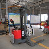 Apilador eléctrico estándar de la paleta 1000-2000kg del EPS con altura de la elevación de 1600-5000m m