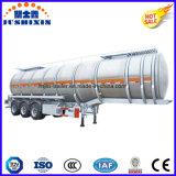 42m3 디젤 또는 Petro 또는 반 원유 유조선 트레일러