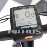 Bici grassa elettrica del METÀ DI azionamento di AMS-Tde-08b 250W 36V con la visualizzazione dell'affissione a cristalli liquidi