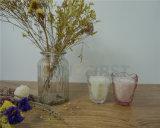 Vela atrativa da cera de parafina do copo da vela da fragrância