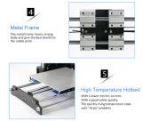 A8-Mは混合カラーDIY 3Dプリンターノズル自動水平な機能のからの二倍になる