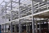 Edificio prefabricado de la construcción del almacén del marco del metal
