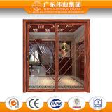 중국 상단 5 공장에서 알루미늄 미닫이 문