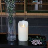 Velas LED de casamento para decoração bonita