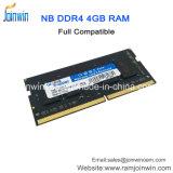 Купить для массовых грузов из Китая, память DDR4 4 Гб внешней памяти для ноутбуков