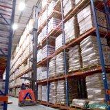 Qualitäts-drücken industrieller Lager-Speicher zurück Ladeplatten-Racking-/Industrial-Kasten-Ladeplatten-Zahnstange