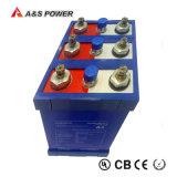 Pilha recarregável LiFePO4 3.2V 100Ah Bateria de lítio para carrinho de golfe/Solar etc
