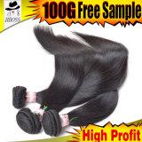 Волосы Remy высокого качества изготовления волос малайзийские