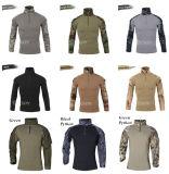 10のカラー軍事訓練のワイシャツの上をハンチングを起している戦術的な攻撃OEM